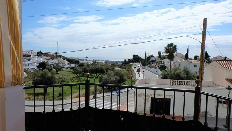 Very well presented semi-detached house in Nerja of recent construction in very quiet residential ar, Spain