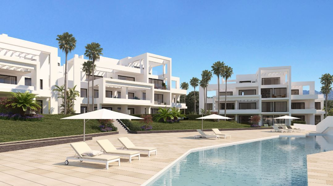 Every apartment, without exception has views of the golf course and some with panoramic views of the,Spain