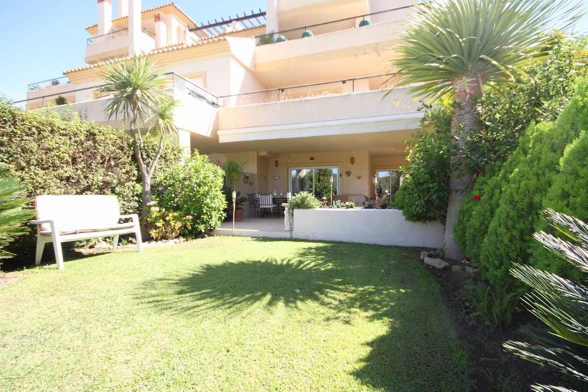 A beautiful ground floor apartment located within The Mansions on the San Roque Golf Course offering, Spain