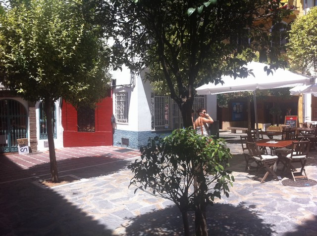 Totally fitted restaurant on Marbella´s old town. Ready to start. Lease for 200.000 € + 1.400 €/mont, Spain