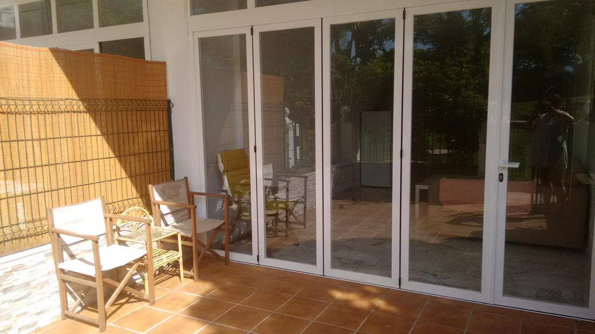 Ground Floor Apartment, Estepona, Costa del Sol. 1 Bedroom, 1 Bathroom, Built 73 m², Terrac, Spain