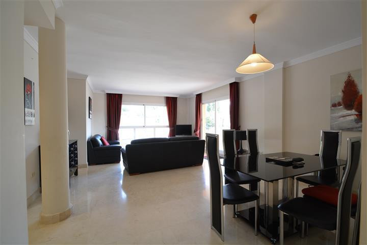 This ample and bright first floor apartment located in one of the most desirable area of the Costa d, Spain