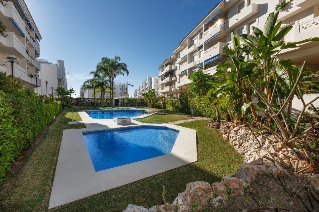 Duplex apartment in last floor in an urbanization very quoted for its location, located in the Boule,Spain