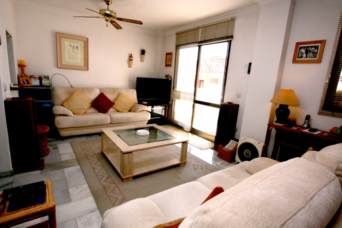 Furnished duplex apartment for sale in the exclusive resort Puebla Lucia. Gated and quiet community,,Spain