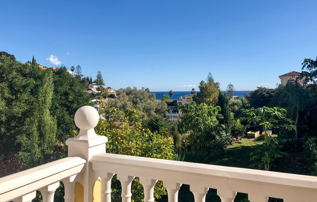 Great fully renovated villa located in Torremuelle, Benalmadena Costa, with six bedrooms and five ba,Spain