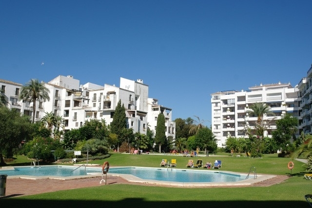 Modern 2 bedroom apartment in Centre Puerto Banus for sale., Marbella this stunning totally refurbis, Spain