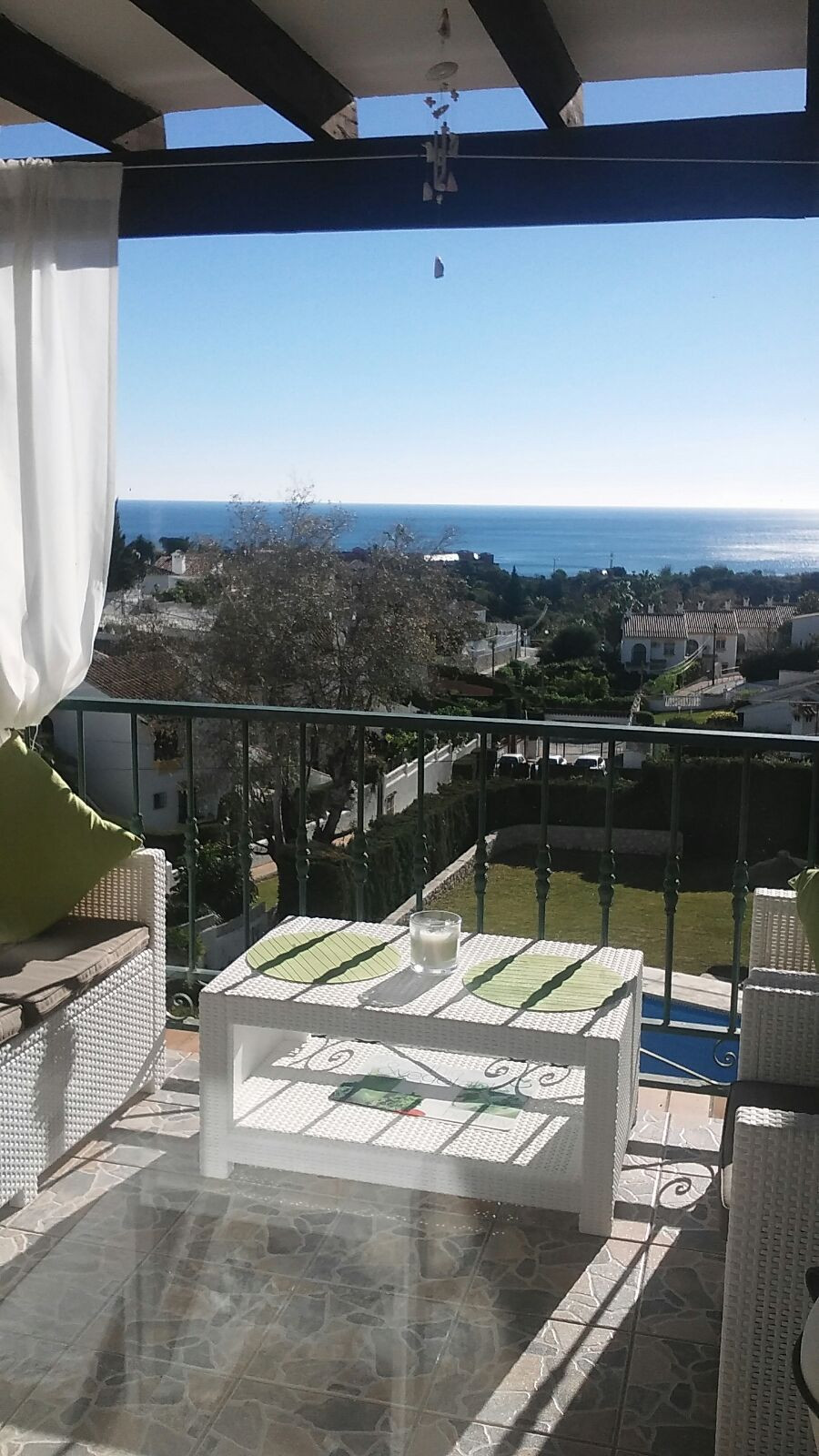 Very nice two bedroom apartment located in Benamaldena with stunning sea views. A short drive to the,Spain