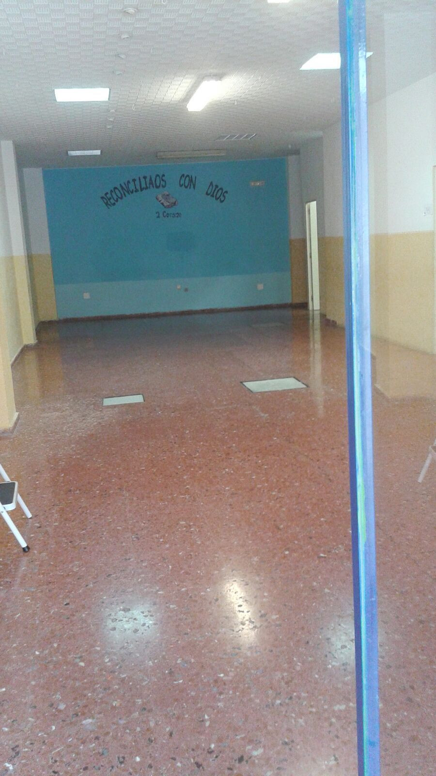 Commercial in the center of Malaga, located in a good known area and busy area.  Ground floor at str,Spain