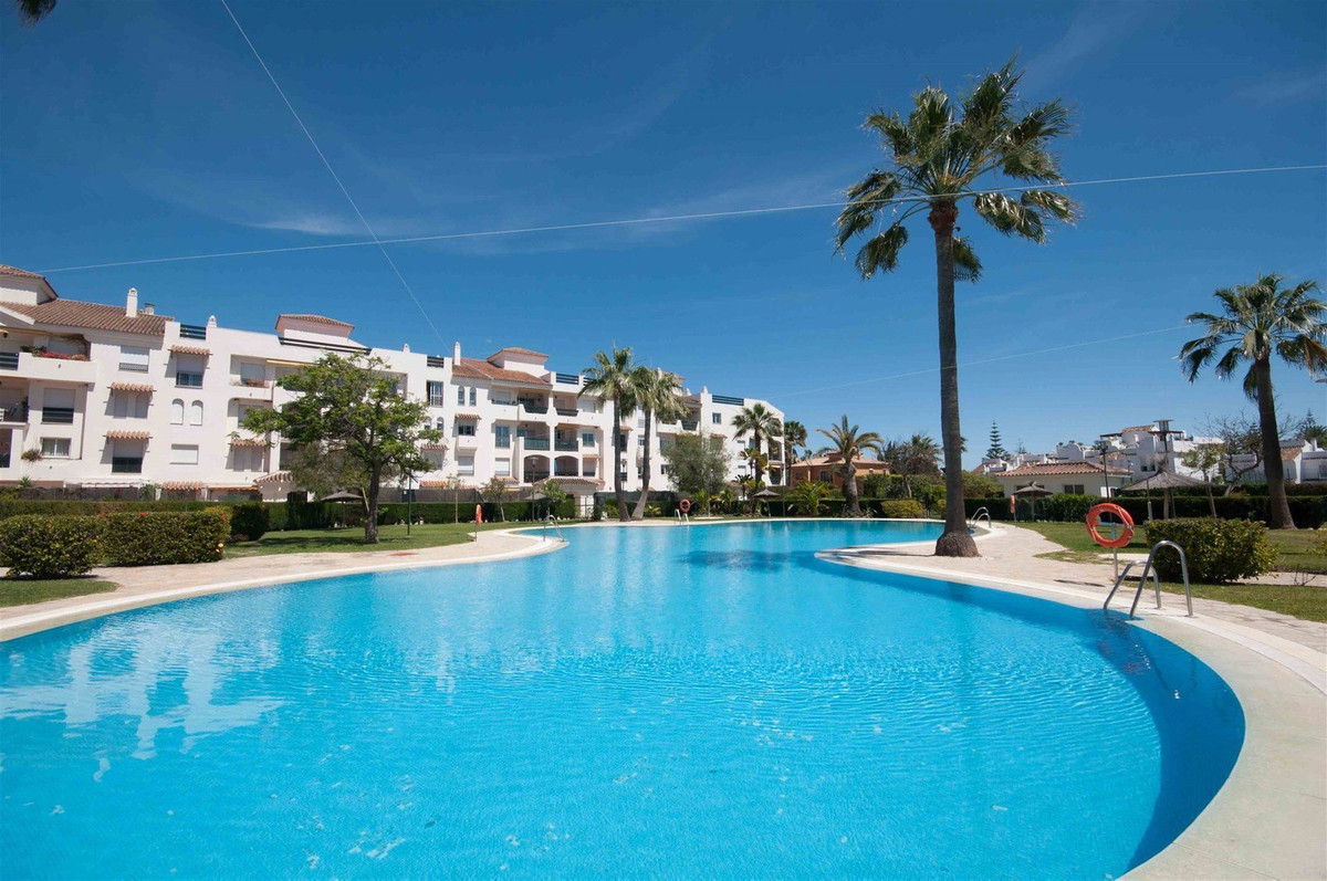 2 bed apartment San Pedro Alcantara beachside  This immaculately presented apartment is quietly set ,Spain
