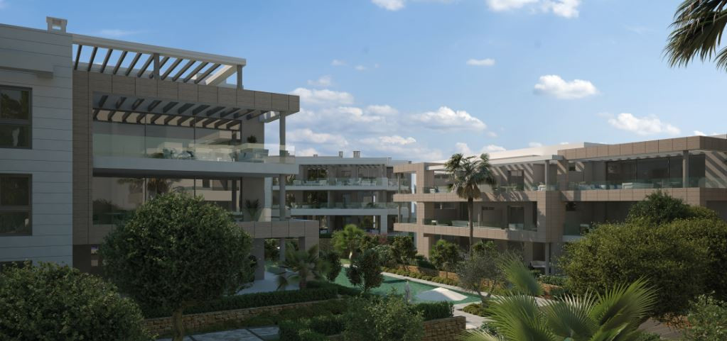 Apartment is designed with a new living experience in mind to ensure form, function and setting come,Spain
