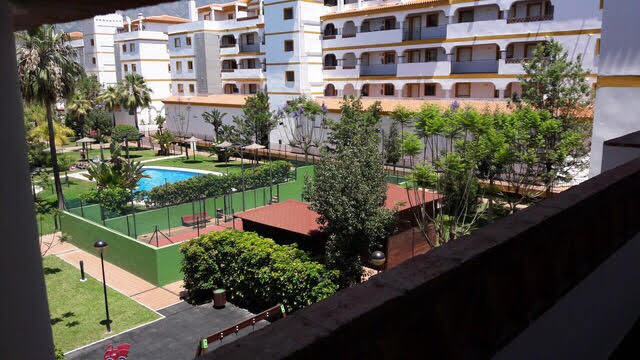 Middle Floor Apartment, Mijas, Costa del Sol. 2 Bedrooms, 2 Bathrooms, Built 80 m².  Settin, Spain