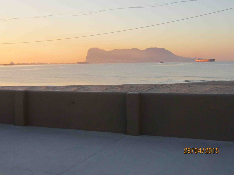 Exclusive investment :  Finca 1,500 m . frontline beach, right on the sand of the beach, large space,Spain