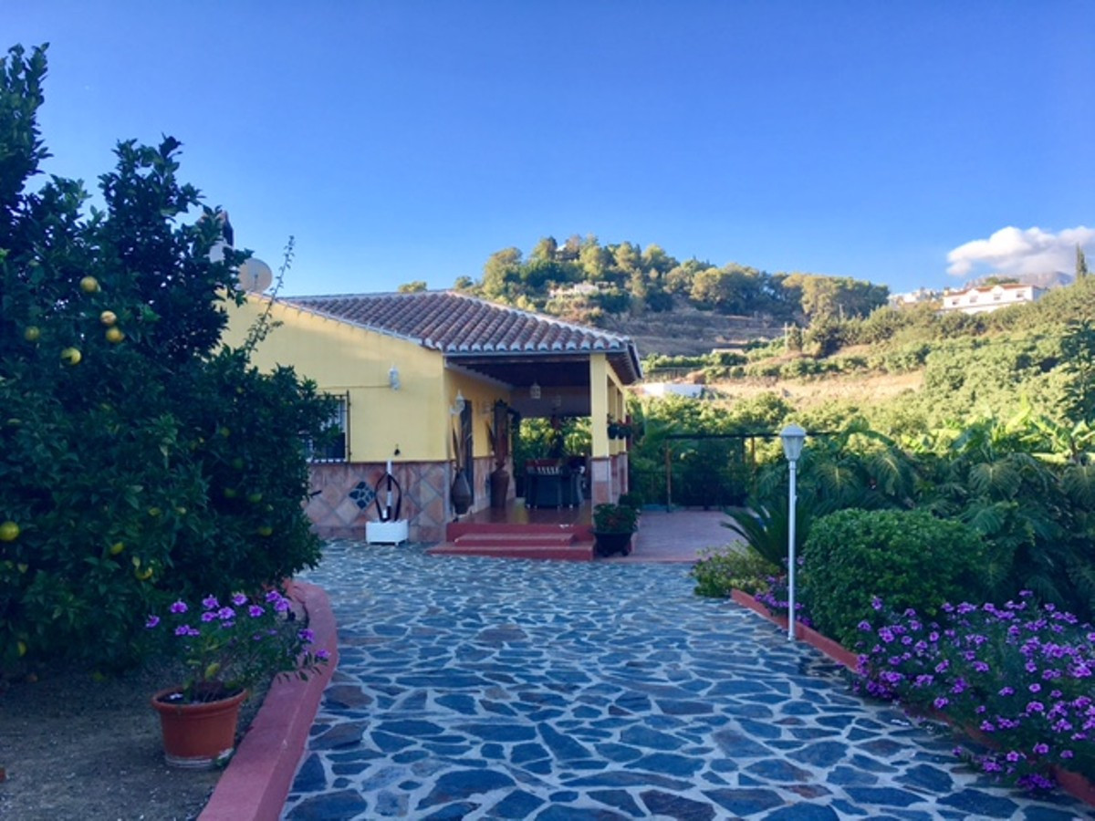 Country villa with mountain views, located in the Rio Seco area of Nerja close to Playazo beach, wit,Spain