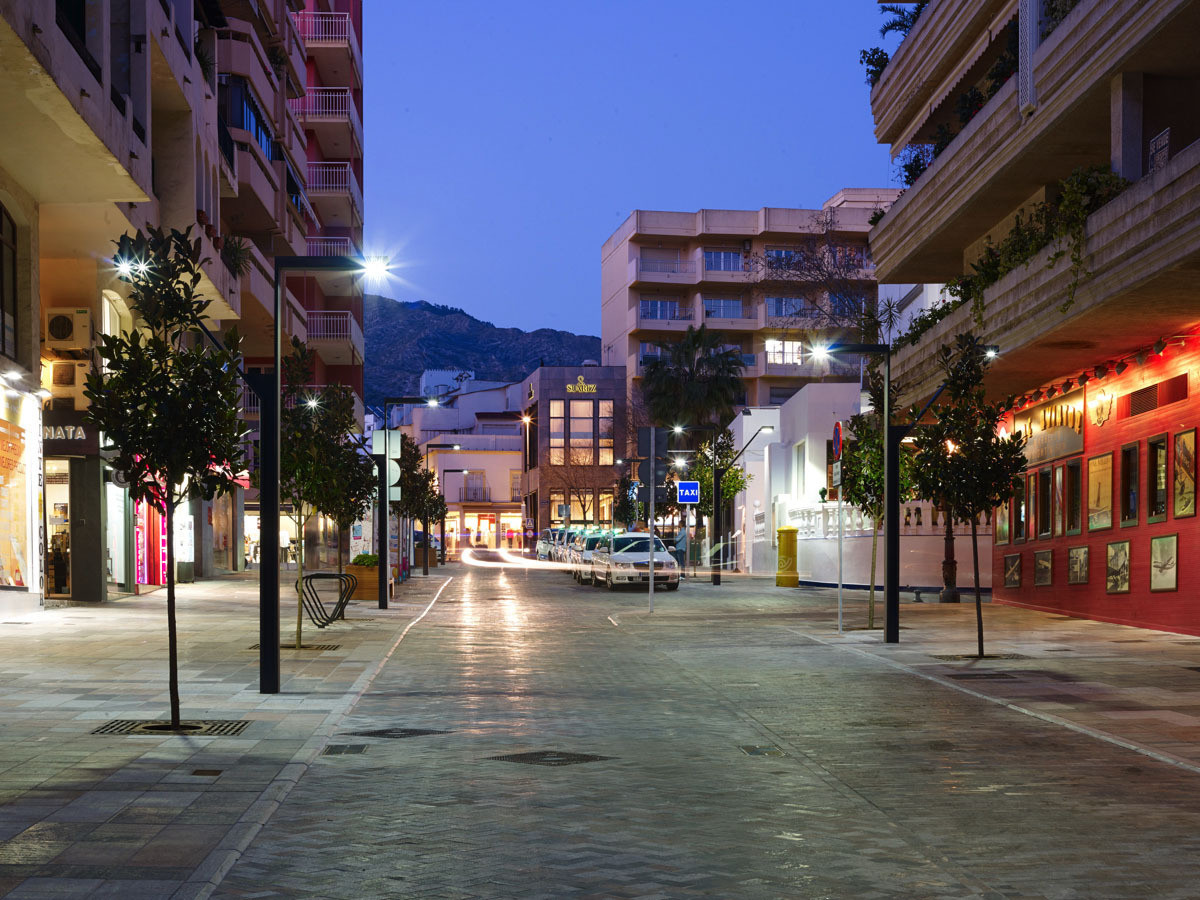 BUSINESS TRANSFER OF RESTAURANT, in privileged location in MARBELLA CENTRE in one of the newer stree,Spain