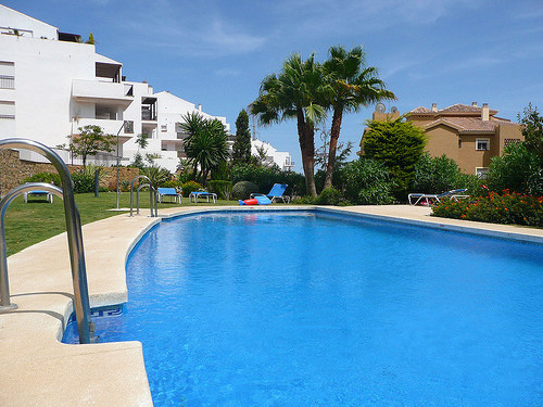 PENTHOUSE!!!    PANORAMIC VIEW!!!    CLOSE TO GOLF!!!   A spacious penthouse in a popular urbanizati,Spain