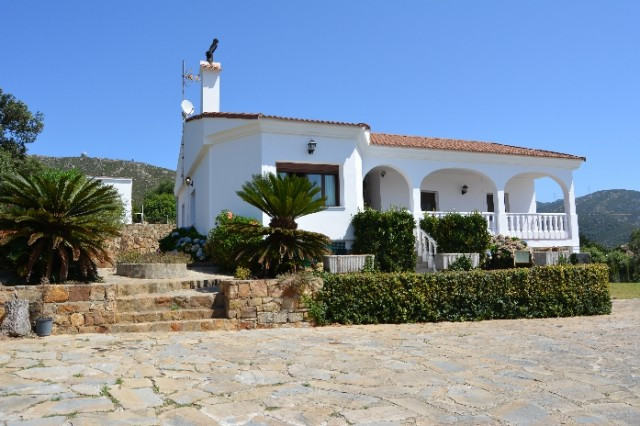 Beautiful South and West facing Property in quiet area of Tarifa with amazing panoramic Seaviews up , Spain