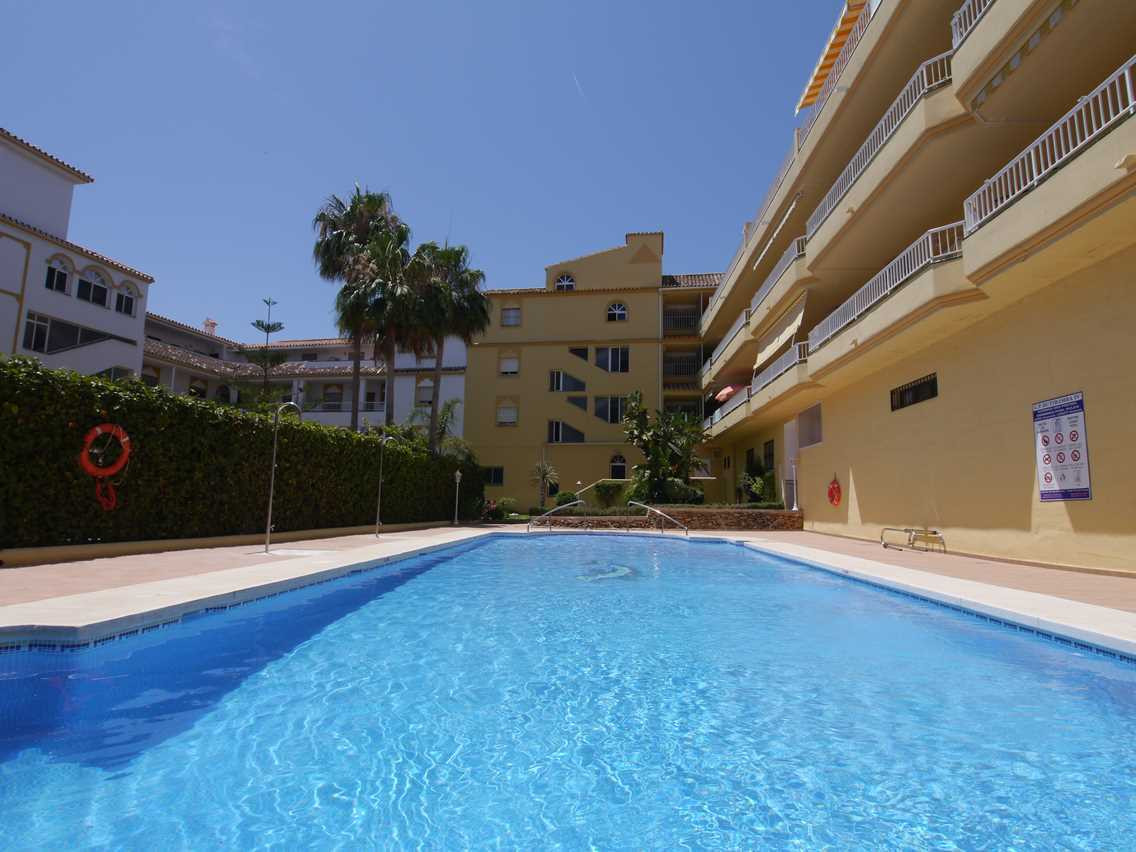 Beautiful studio located just 50 meters from the beach The apartment has approx 40m2, a small terrac, Spain