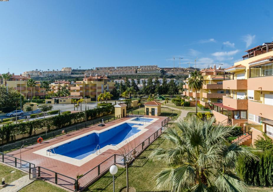 Middle Floor Apartment, La Cala, Costa del Sol. 2 Bedrooms, 2 Bathrooms, Built 97 m², Terrace 15 m².,Spain