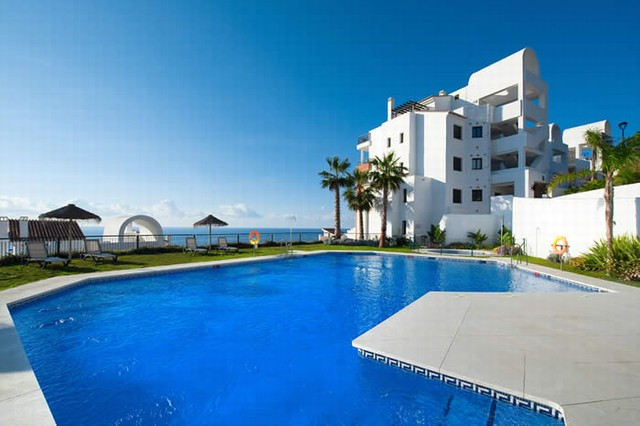 Is a luxury private comlex. Comprises of 198 apartments spread over 7 apartment groups with gardens , Spain