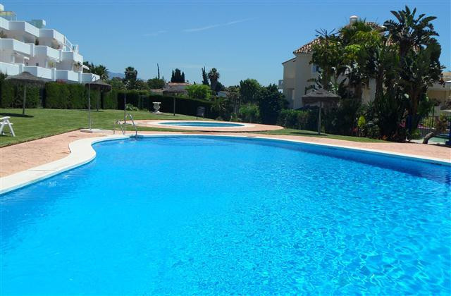 2 BEDROOM GROUND FLOOR APARTMENT FOR SALE - LARGE PRIVATE GARDEN  Situated in the quiet established ,Spain