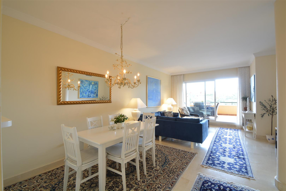 Sunny penthouse, located in one of the best areas of Elviria. This apartment has a spacious living r,Spain