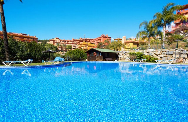 BANK REPOSSESSED, OFFERS WELCOME!!   Flat for sale in Marbella, located on the first floor of the bu,Spain