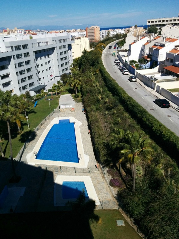 Luxury duplex penthouse apartment with 3 bedrooms and 2 bathrooms with the Miramar shopping center a, Spain