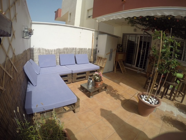 Ground floor located in benalmadena, above the highway, not walking distance to any amenities 2 bedr,Spain