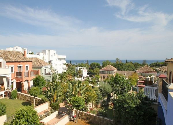 This well presented house is situated within Marbelah Pueblo, a small community of only 14 houses, b,Spain