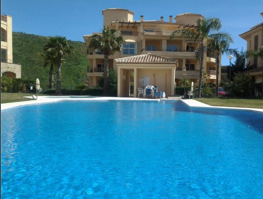 Apartment in a luxury urbanisation Calahonda, 2 bedrooms, 2 bathrooms and 1 terrace.   Features - 2 ,Spain