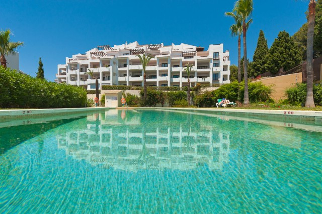 Fabulous 3  bedroom penthouse located in the sought after urbanization of Mijas Golf, in a private, ,Spain