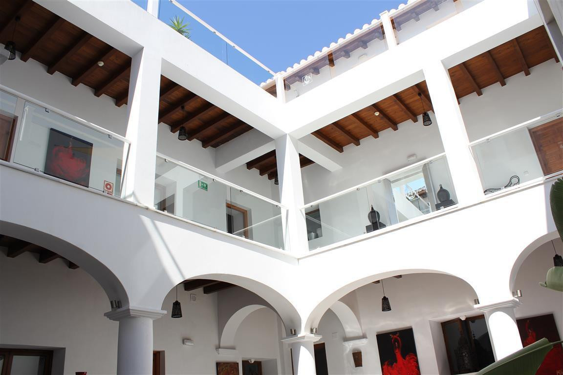 Ranked Top 10 Boutique Hotel for sale near Malaga  Built to a riad-style (Moroccan palace with inter,Spain