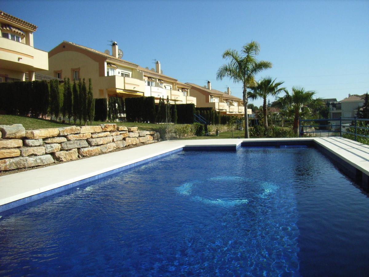 ATALAYA GOLF. Lovely corner townhouse in a tranquil setting by Atalaya Golf Club just outside of San, Spain