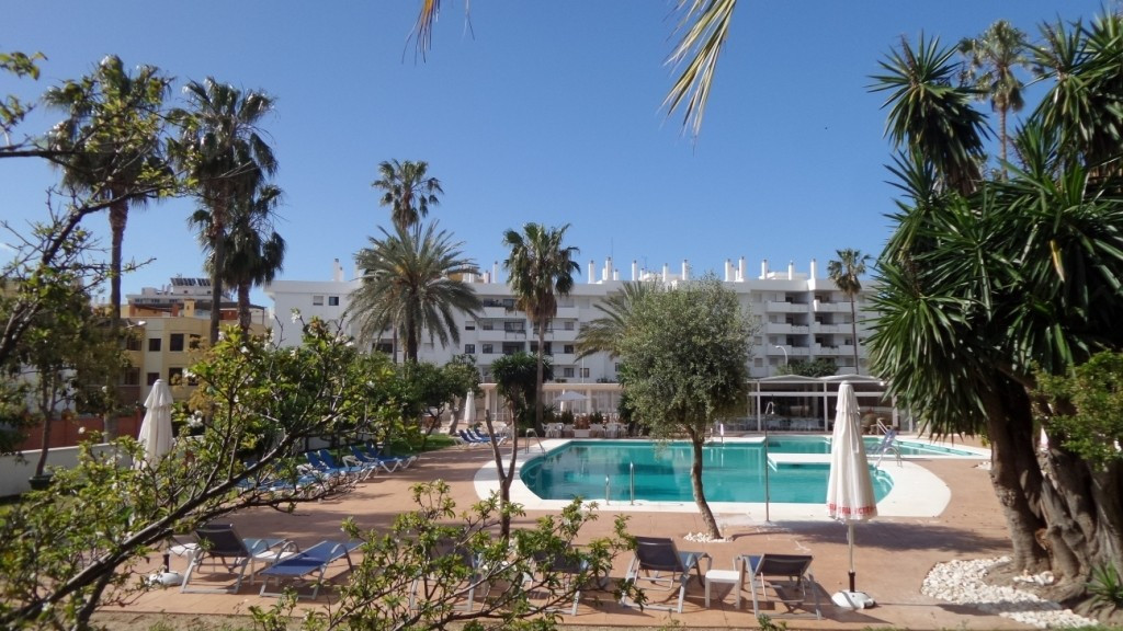 Great apartment with an ideal location, 100 meters from the beach, 15 minutes from the airport of Ma, Spain
