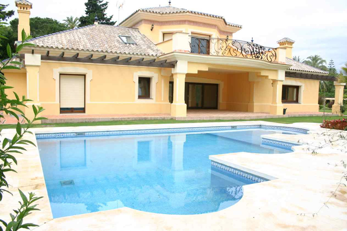Brand new villa built to the highest of standards located only 2 minutes drive from Puerto Banus and,Spain