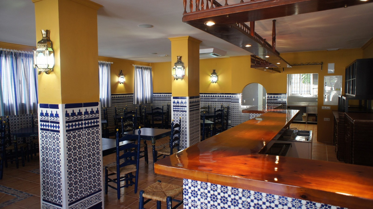 Nice Andalusian style restaurant located in the area of La Carihuela, facing the sea. Completely ren, Spain