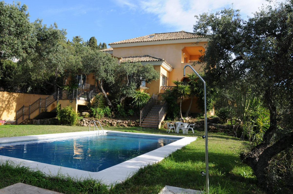 "A dream come true ... Villa ""Mi sueno"", of 7 bedrooms in Elviria  Villa, Elviria, 300 mete, Spain"