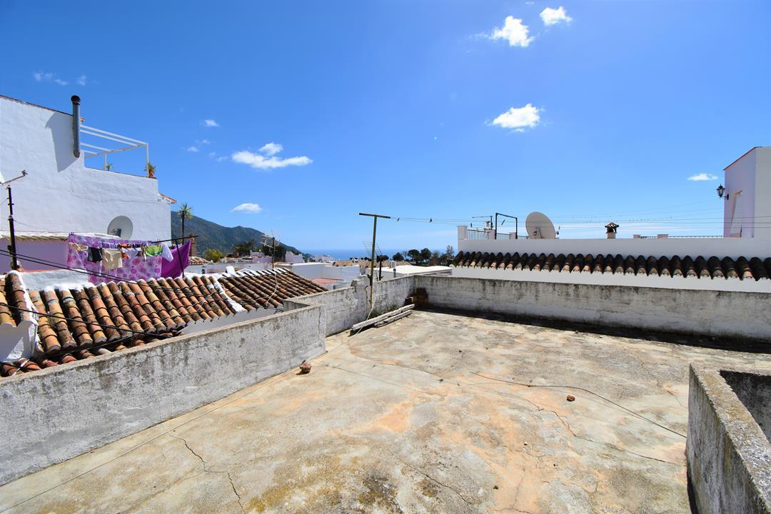 Semi-Detached House, Mijas, Costa del Sol. 3 Bedrooms, 1 Bathroom, Built 135 m², Terrace 30 m².  Set,Spain