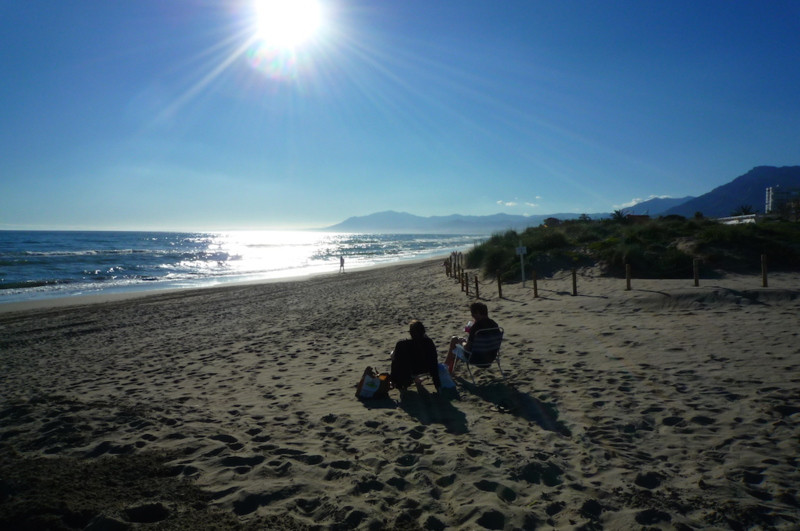 Sought area with beautiful sandy beach approximately only 150 meters from the four bedroom townhouse,Spain