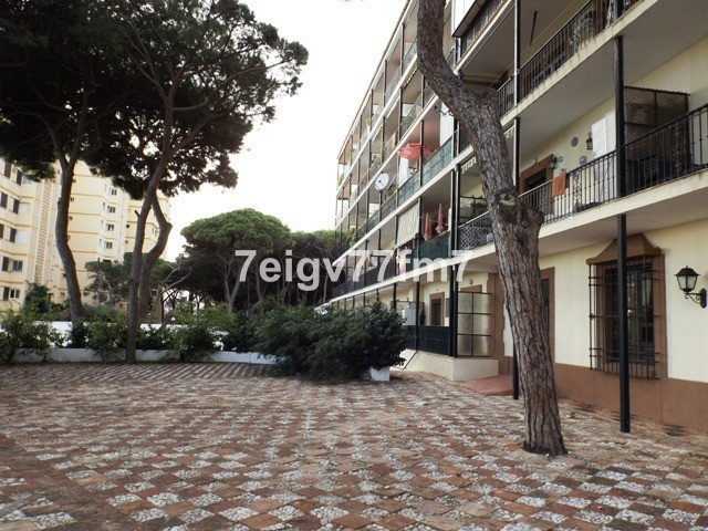 Small ground floor East facing studio in the beachside complex of Mansion Alhamar. Right next to all,Spain