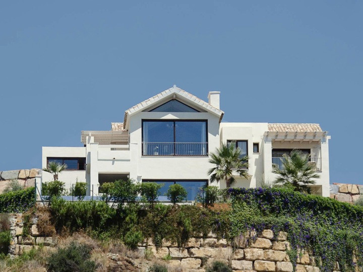 Within an exclusive residential complex situated in Benahavis, a typically Andalusian white village,,Spain