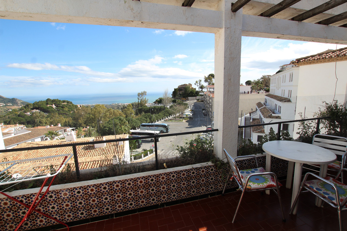 153 m2 4 bed apartment in Mijas Pueblo, in the very centre of the village, next to the town hall. Th,Spain