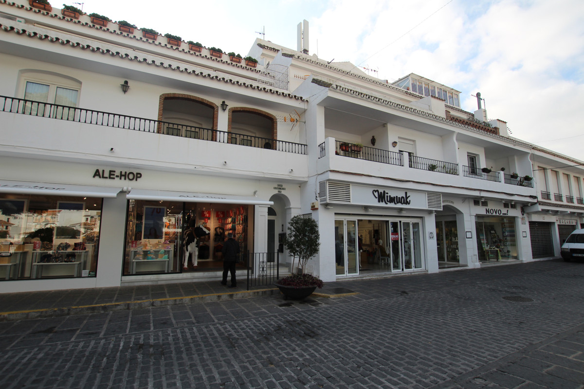 Commercial Property in the heart of Mijas Village! Opportunity to buy a commercial building located ,Spain