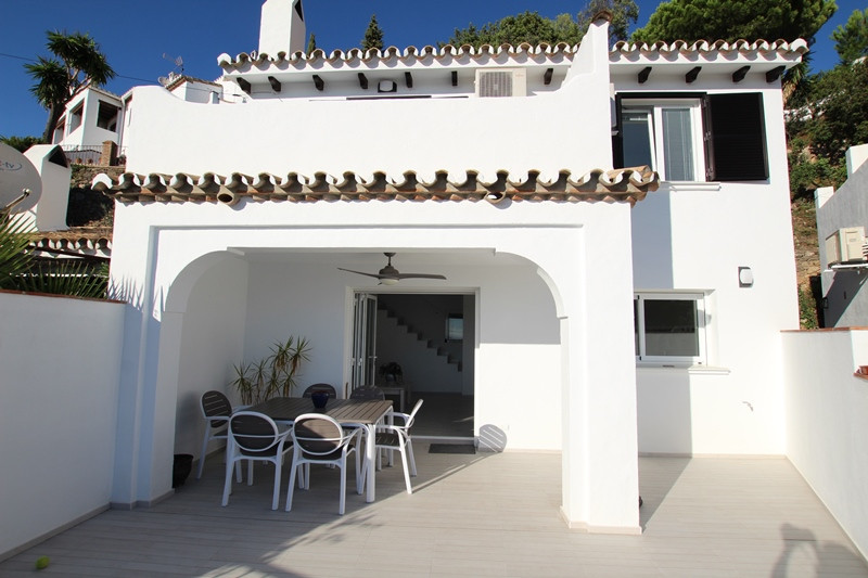 Stunning 2 bedrooms Semi-Detached House located on the popular well established urbanisation of Mija, Spain