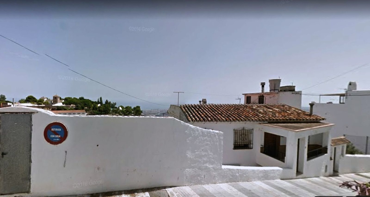 Building Plot in the heart of Mijas Pueblo. This plot is all about its location - it really does enj,Spain