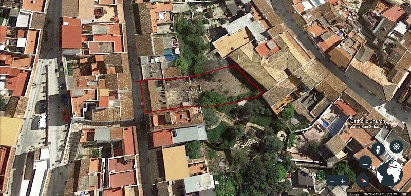 Investment opportunity in Mijas!  Investment opportunity in the historical part of Mijas Village. Ur,Spain