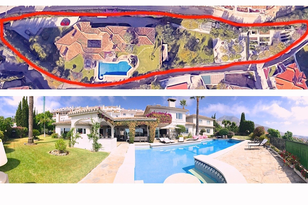Incredible opportunity; one of the biggest villa & plots for sale in the heart of the popular Be,Spain