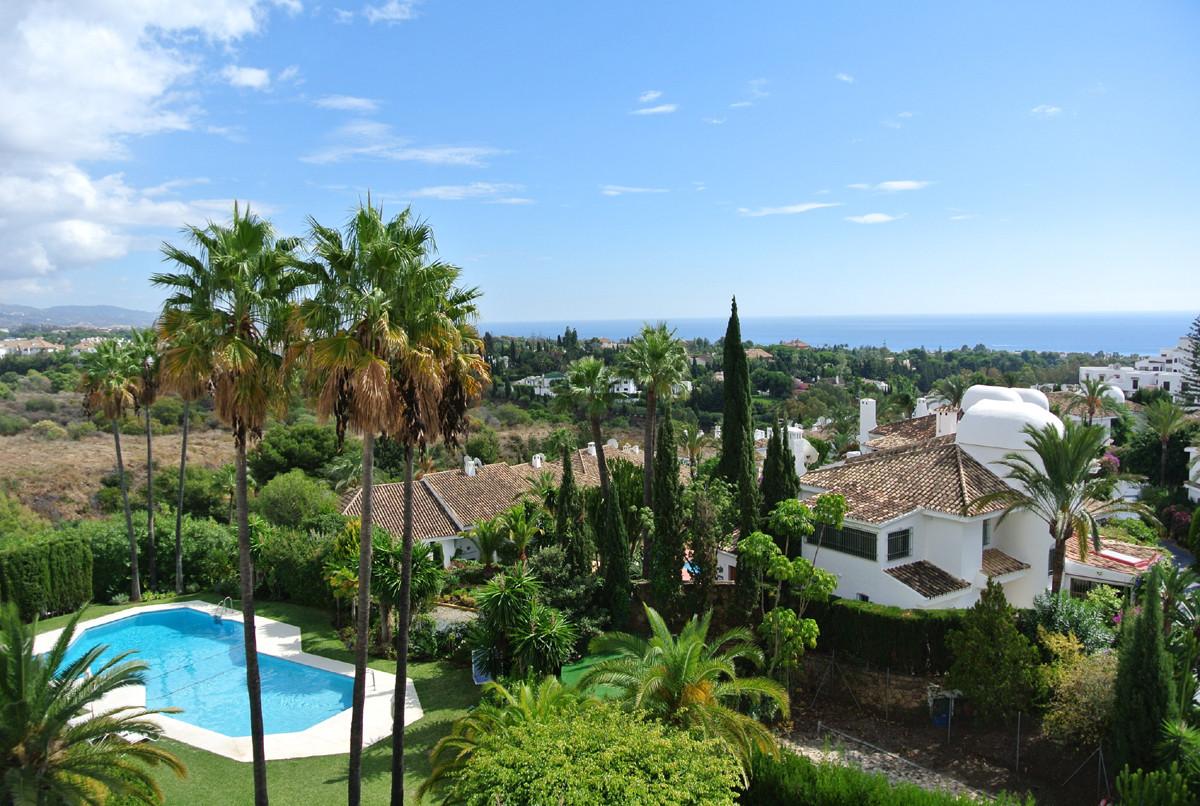 Marbella Banus Ático en Venta en The Golden Mile – R3745084