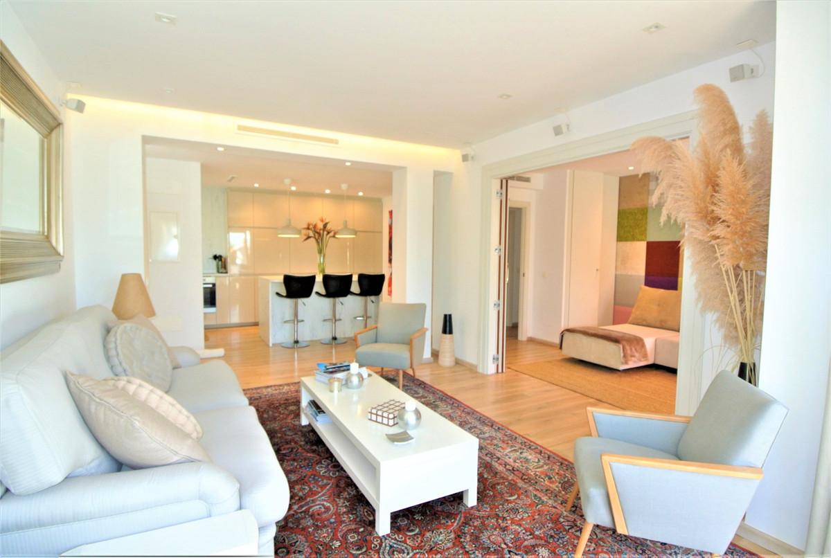 Marbella Banus Apartamento Planta Baja en Venta en The Golden Mile – R3604214