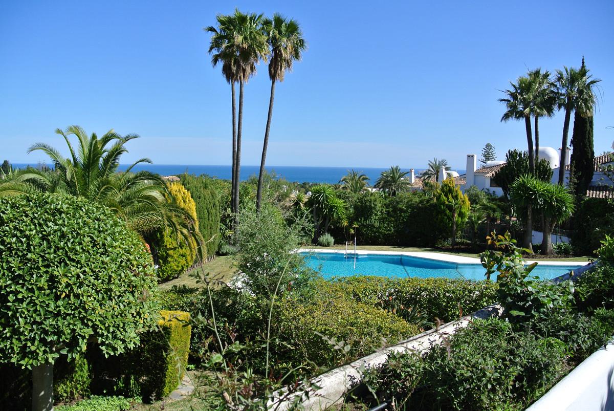 Marbella Banus Apartamento Planta Media en Venta en The Golden Mile – R3629462